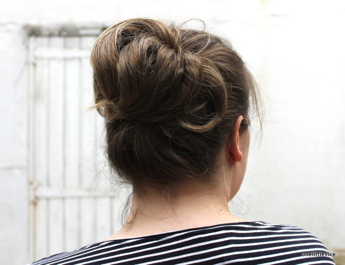 one little vice beauty blog: affordable high quality false hair piece