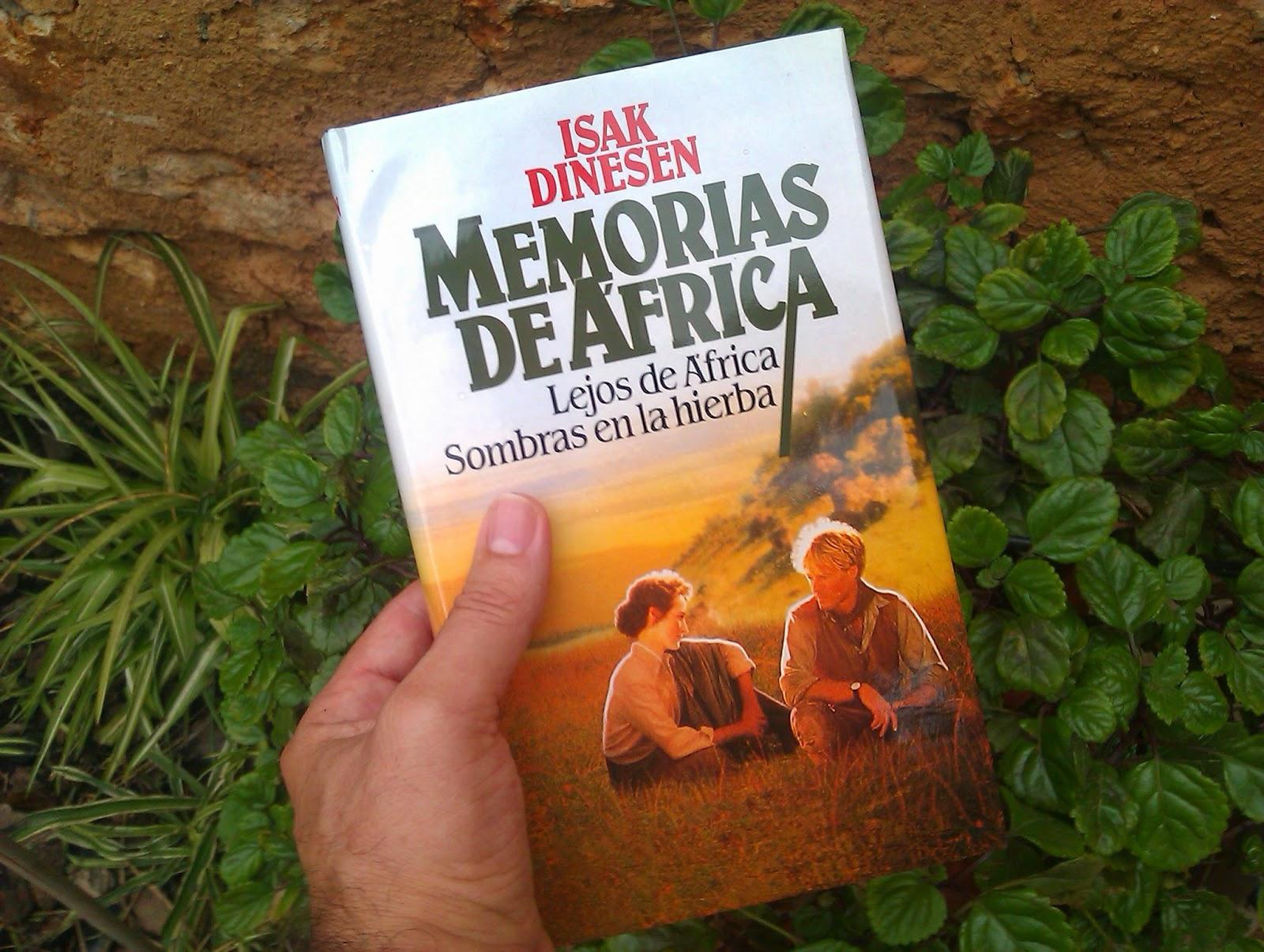 Referencias y lecturas memorias de frica for Fuera de quicio libro