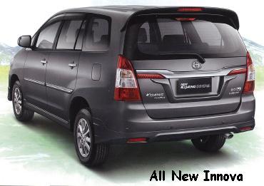 Harga Toyota Kijang Innova 2013 Kredit dan beda Spesifikasi type J E G