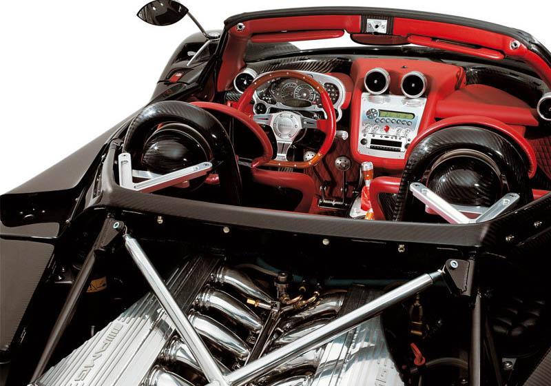 Pagani Automobili is proud to unveil the Pagani Zonda Roadster F