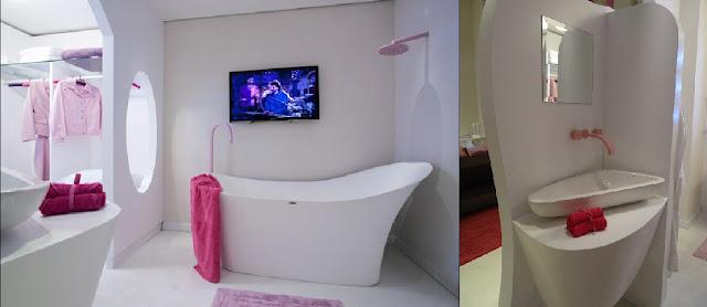 Decoracion Baño Juvenil:BAÑOS: Fotos de baños – Videos de decoración de baños