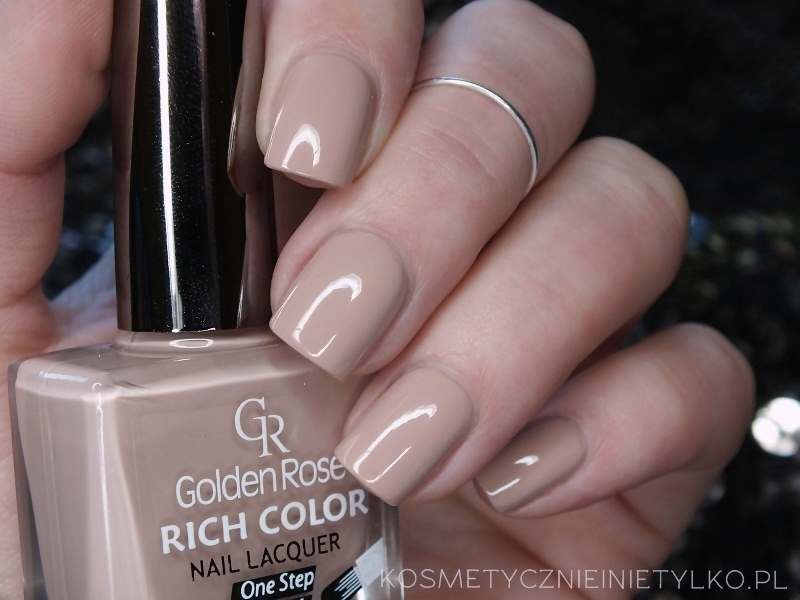 Golden Rose Rich Color