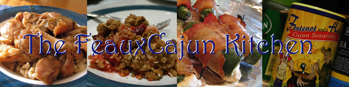 "The FeauxCajun Kitchen: Allons Manger! (""Let&#39;s Eat!"")"