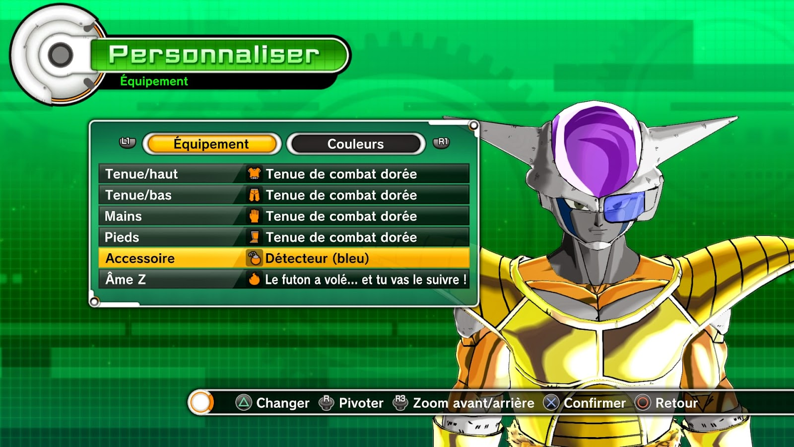clan de freezer dragon ball xenoverse