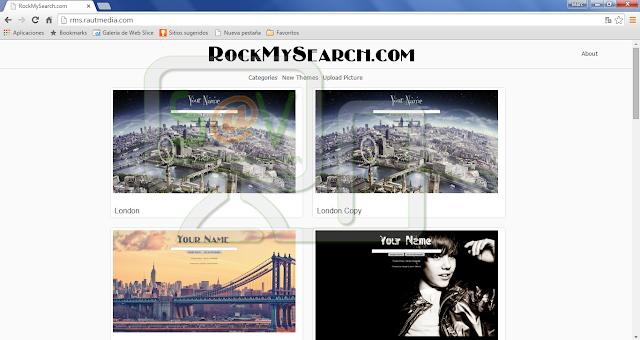 """Rms.rautmedia.com """"RockMySearch.com"""""""