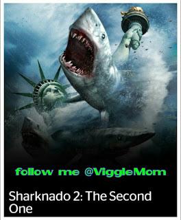 Sharknado, Sharknado 2, Viggle, Viggle Trivia Answers, Viggle Mom