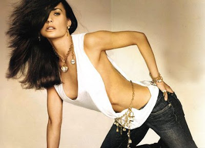 Demi Moore Hot Women Of Twitter