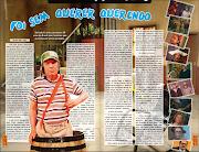 Veja a matéria sobre Chaves na revista Primeira Mão (UFES)