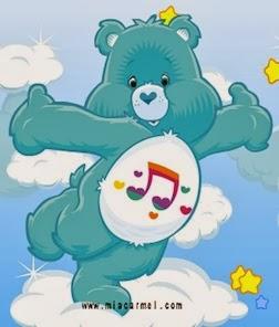 cute care bears heartsong bear