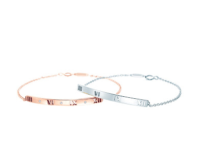 Tiffany & Co. introduces a new Atlas Jewelry Collection