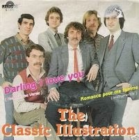 The Classic Illustration – Darling I love you