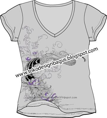desain-kaos-batik