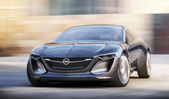2017 Opel Morza
