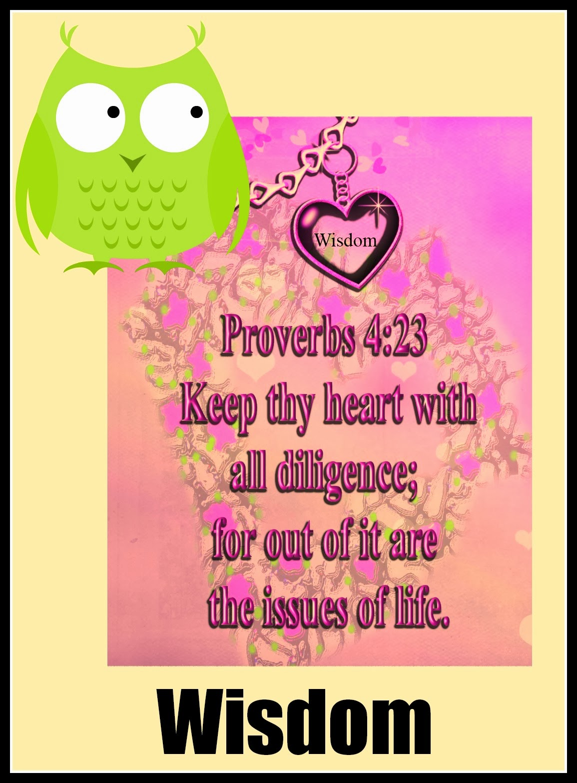 Proverbs about the teaching for children