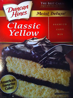 Quick Cake Mix Recipes