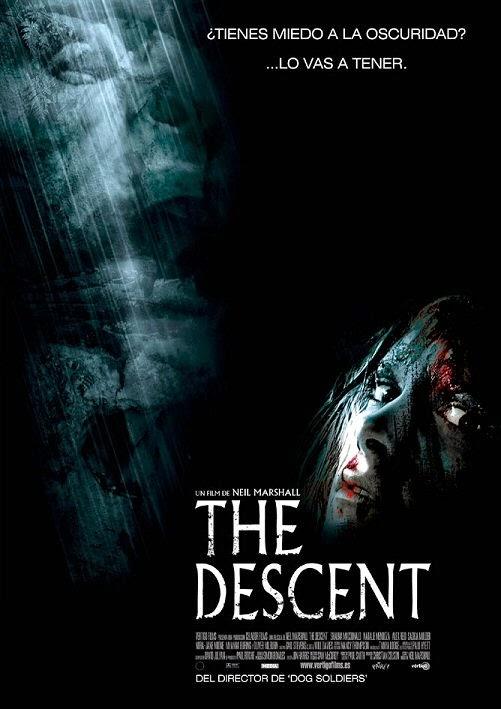 The Descent (2005) ταινιες online seires xrysoi greek subs