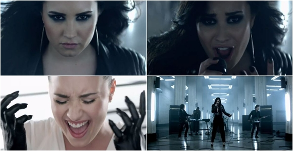 Demi Lovato clipe Heart Attack 2013