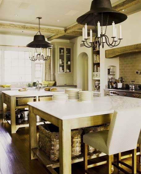 20 Enticing Kitchen Color Schemes: NINE + SIXTEEN: My Kitchen Paint Colors