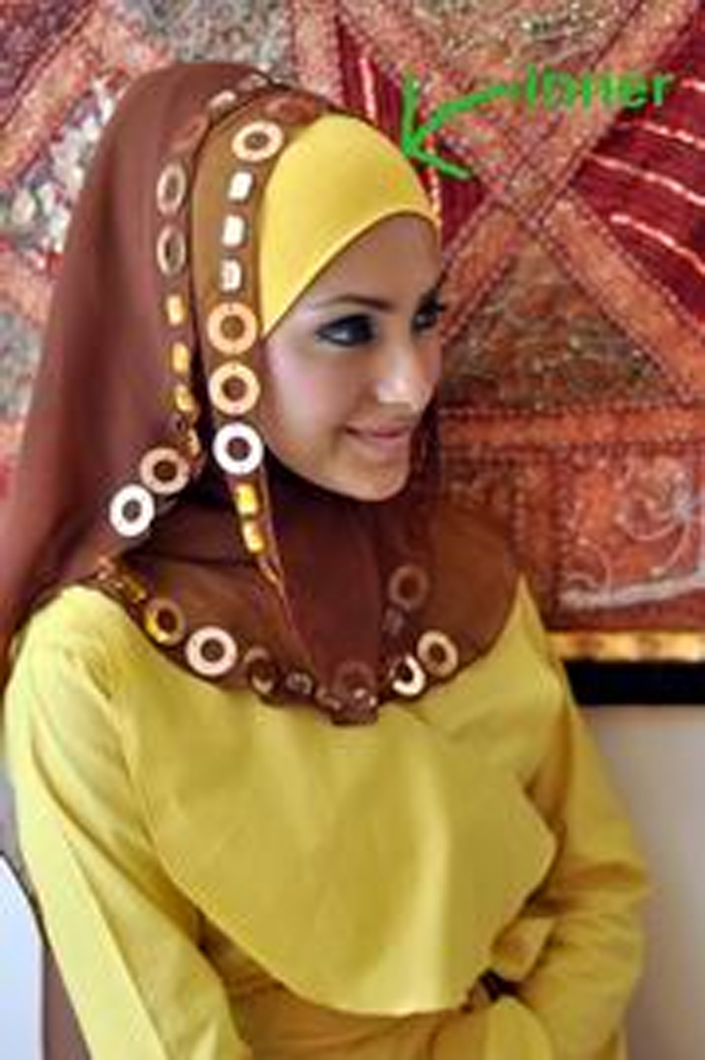 Style361 Fancy Hijab Styles