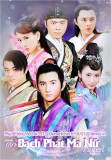 Phim Tân Bạch Phát Ma Nữ Truyện [Vietsub] 2012 Online