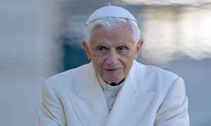 Prayers For Benedict XVI--A Spiritual Bouquet