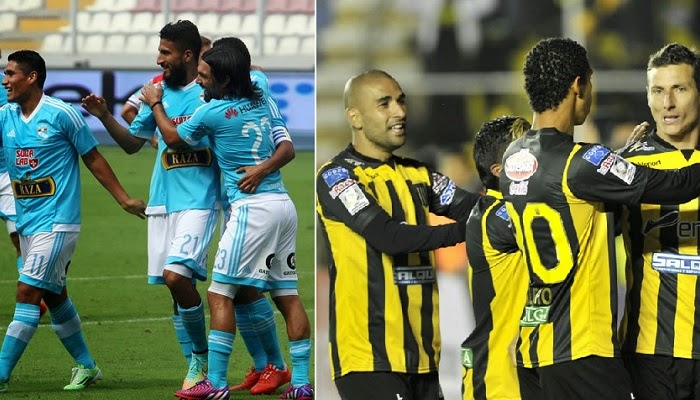 Guarani vs Sporting Cristal en vivo