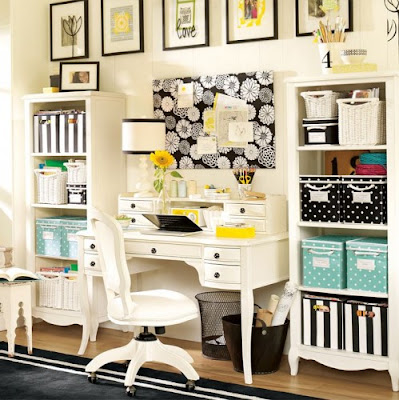 Modernos y elegantes muebles de estudio para j venes o for Muebles elegantes y modernos