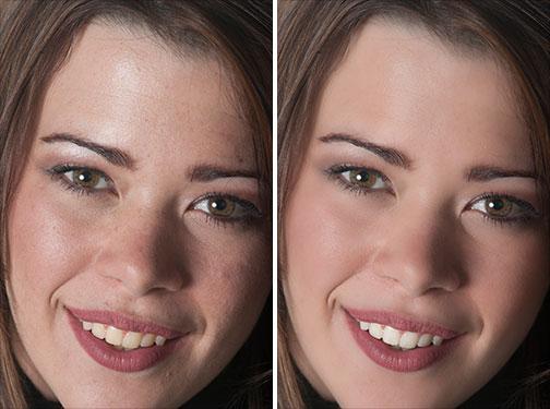 Congratulate, the Photoshop facial retouch consider