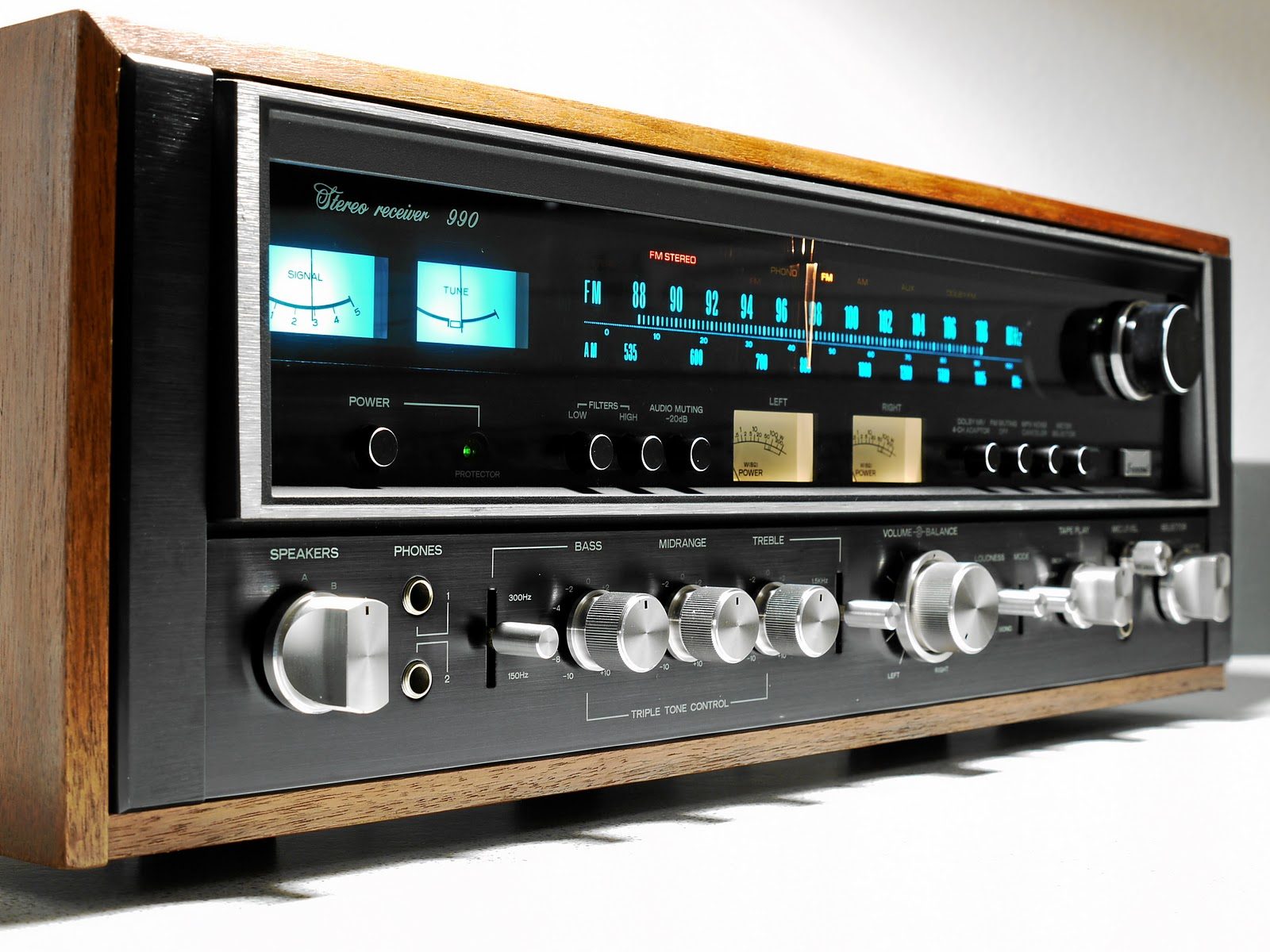 vintage audio in
