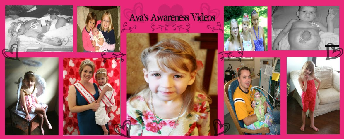 Ava's Awareness Videos
