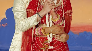 Indian wedding guest steps in to marry bride after groom disappears