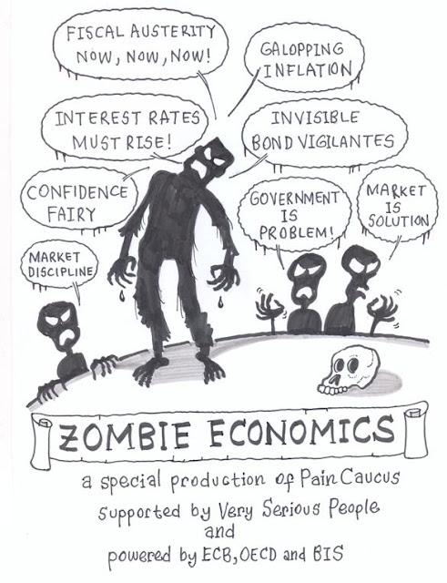 Comic - Zombie Economics