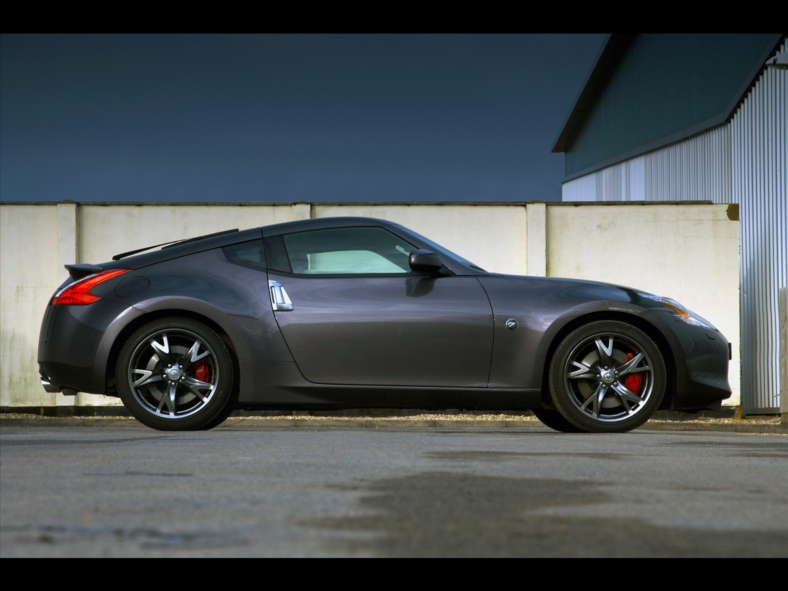 Nissan 370z Anniversary Edition >> Car Pictures: Nissan 370Z Black Edition 2011