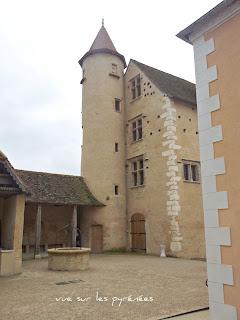 La maison Belluix à Morlanne