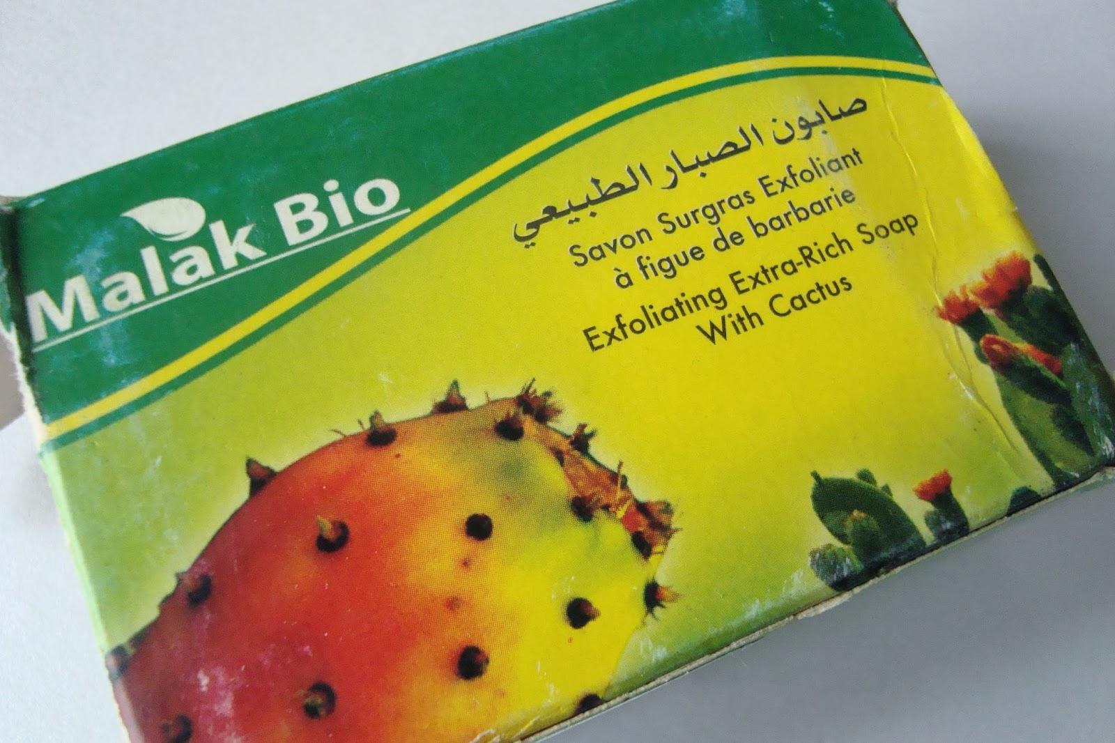 MALAK BIO Mydło z olejkiem z opuncji figowej