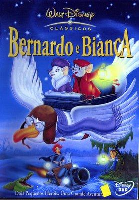 Assistir Filme Bernardo e Bianca Dublado Online