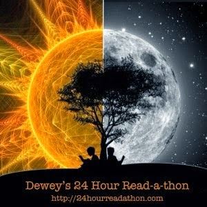 #Dewey #Readathon Update Post