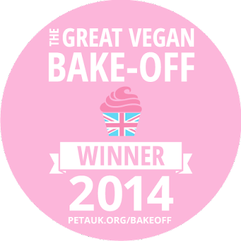 PETA Great Vegan Bake-Off 2014 WINNER