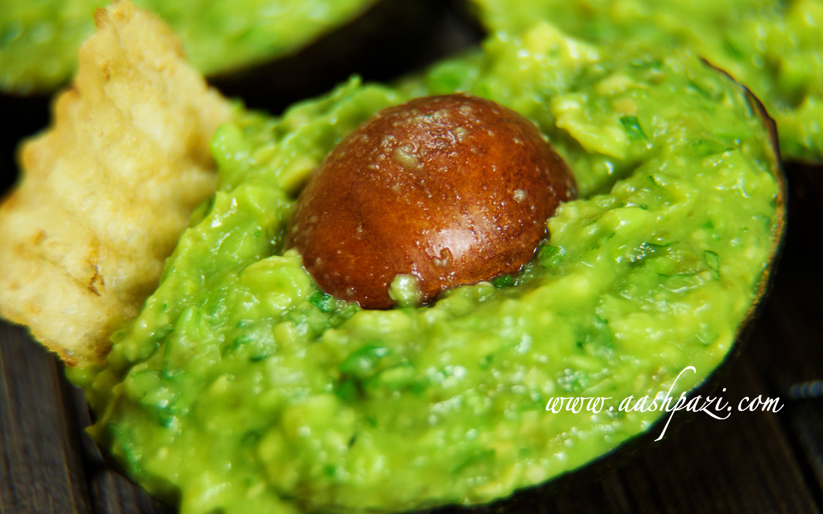 Avocado Dip Recipe | aashpazi