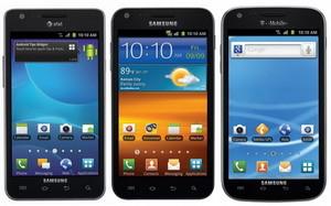 US Samsung Galaxy S II announced
