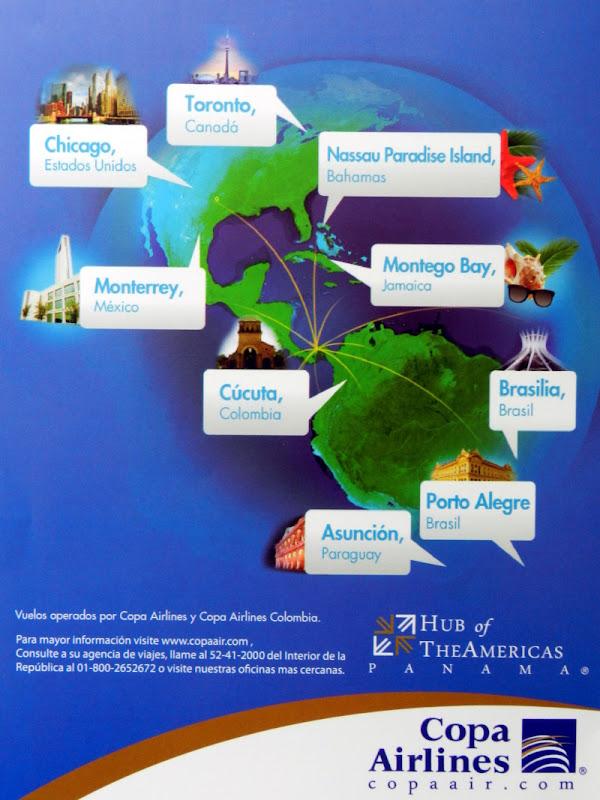 destinos Copa Sudamerica