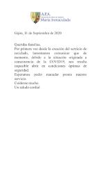 RECICLADO UNIFORMES