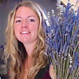 Andrea Kiernan - Lavender Beads