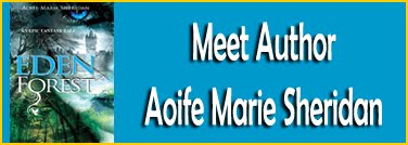 Meet Irish Author Aoife Marie Sheridan