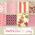 Fabric Inspired by Valentine's Day