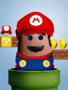 Dito Mario Bros. Postato 7th September 2010 da Dito Von Tease