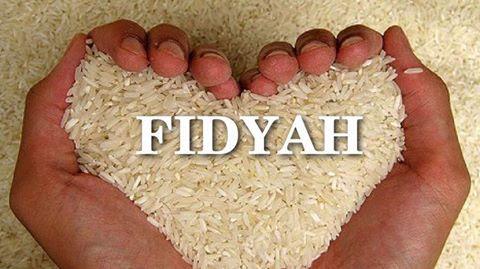 BAYAR FIDYAH PUASA ANDA