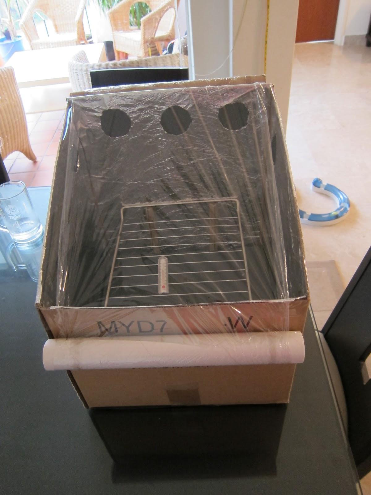 Viveresenzaplastica essiccatore ad energia solare for Piani casa semplice da costruire