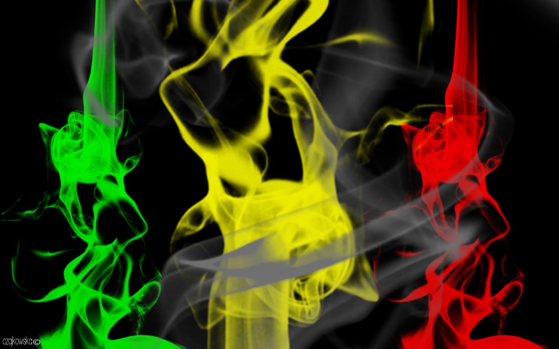 stoner humour marijuana coloured smoke wallpaper