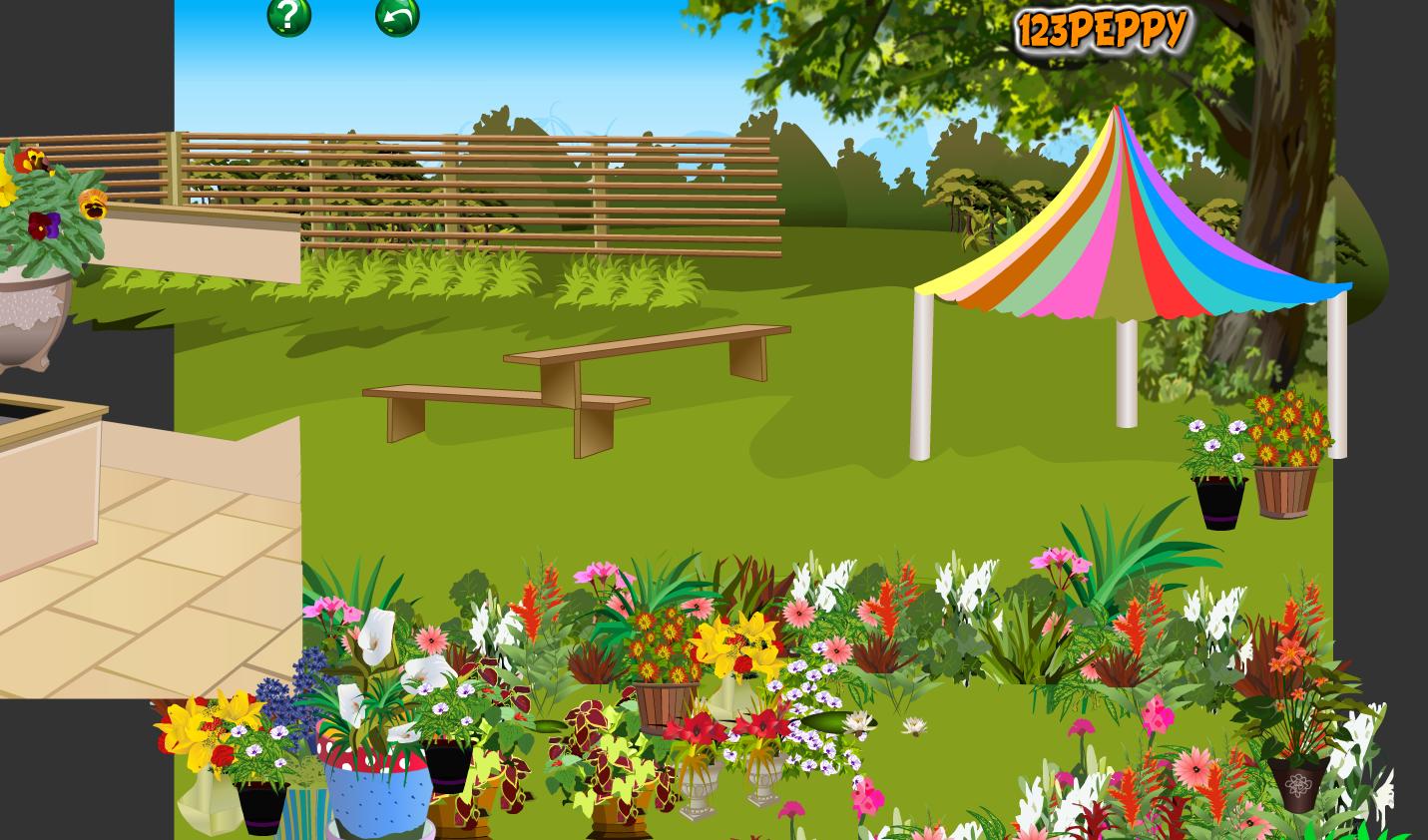 Material de isaac para educacion especial juego sencillo for Figuras para el jardin